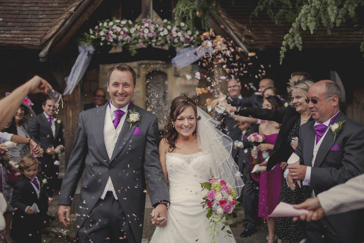 chrissarah walled garden midhurst wedding photographer 0067
